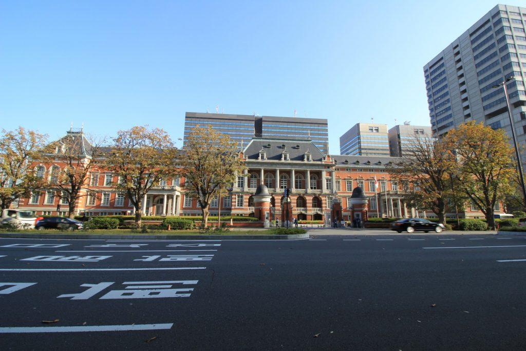 公安調査庁,建物
