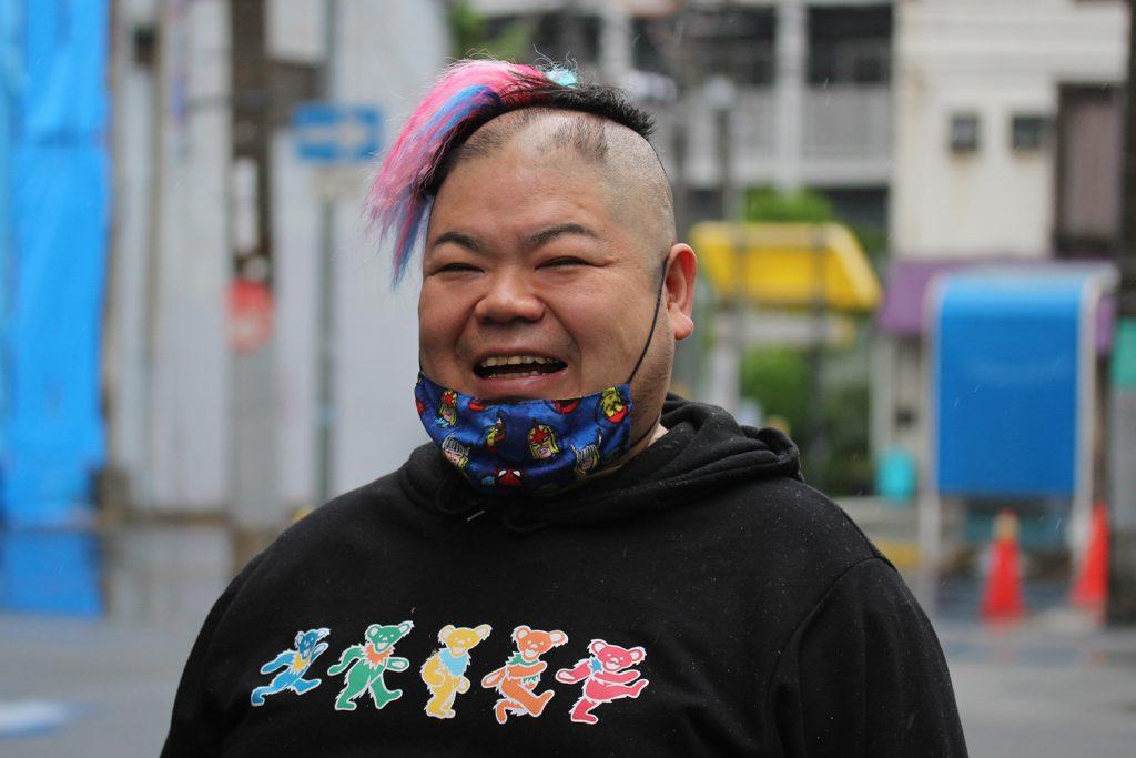 B・カシワギさん